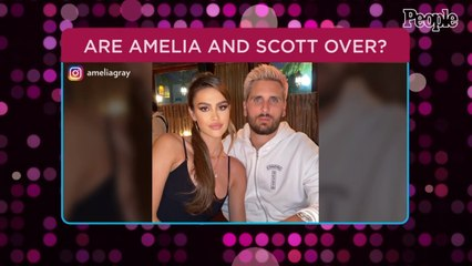 Amelia Gray Hamlin Posts Cryptic Quote About 'What's Not for You' After Scott Disick Split
