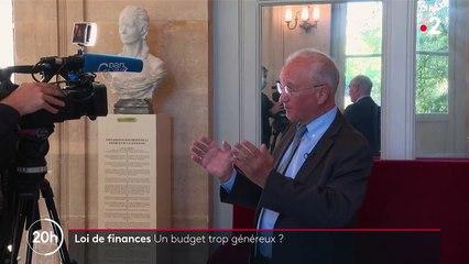 Finances 2022 : un budget trop généreux ?