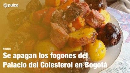 ¿Qué está pasando con el Palacio del Colesterol, al lado del estadio el Campín, en Bogotá?   Pulzo