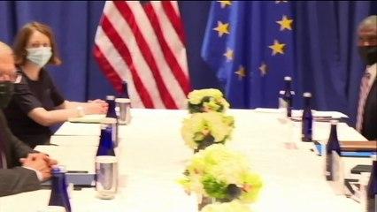ΕΕ-ΗΠΑ: Προσπάθειες να πέσουν οι εντάσεις