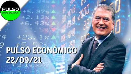 Pulso Económico    22/09/21   Programa Completo