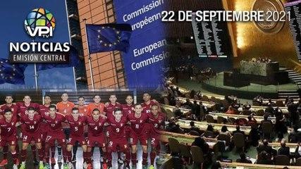 Noticias VPItv Emisión Central - Miercoles 22 de Septiembre