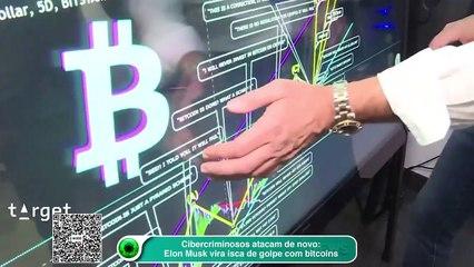 Cibercriminosos atacam de novo: Elon Musk vira isca de golpe com bitcoins