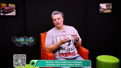 Review: Olhar Digital faz avaliação completa dos fones Galaxy Buds 2