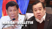 Give up Red Cross if you want to remain a senator, Duterte tells Gordon