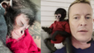 'Caring Tennessee man treats rescued spider monkey like his own kid'