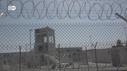 Samos: Asylsuchende hinter Nato-Zäunen