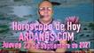 HOROSCOPO DE HOY de ARCANOS.COM -  Jueves 23 de Septiembre de 2021