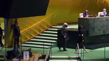 """Boris Johnson habla de la COP26 de Glasgow como """"un punto de inflexión para la humanidad"""""""