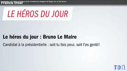 Nagui fait des blagues sur l'affaire Grégory sur France Inter et provoque la polémique
