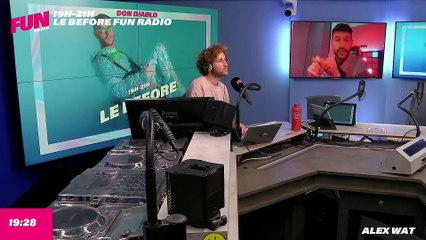 Don Diablo en interview dans Le Before Fun Radio