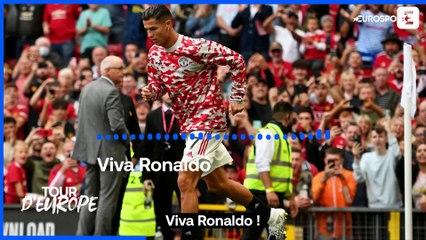 Hommage à Giggs, insulte à Beckham : que chante Old Trafford pour Cristiano Ronaldo ?