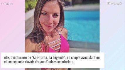 """""""Massages nocturnes"""" et drague dans Koh-Lanta : Alix avoue et s'explique... """""""