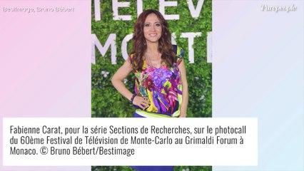 """Fabienne Carat enceinte de 7 mois mais clibataire : """"Je pense que le papa n'tait pas prt"""""""