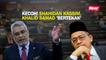 Kecoh! Shahidan Kassim, Khalid Samad 'bertekak'