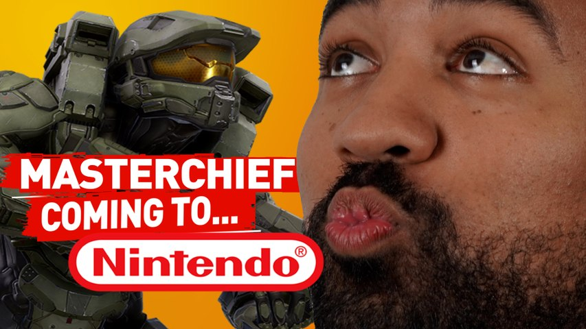 Master Chief coming to Nintendo? Reveal at Nintendo Direct?