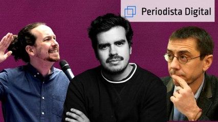 Orlando Avendaño: En Podemos están temblando por la información de El Pollo Carvajal