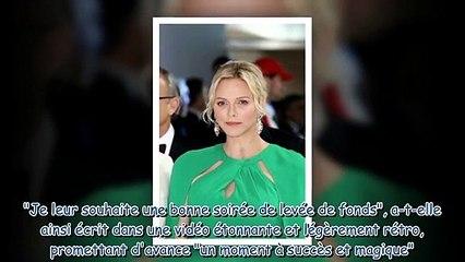 Charlene de Monaco surprend ! Elle poste un message cryptique dans une vidéo rétro