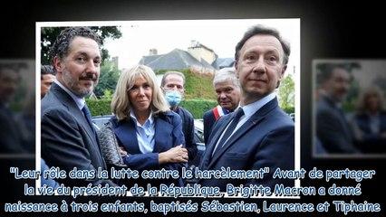 Brigitte Macron - ses rares confidences sur ses petits-enfants