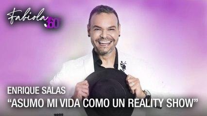 """Enrique Salas: """"asumo mi vida como un reality show"""" - Fabiola 360"""