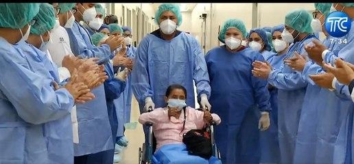 Último paciente con covid-19 salió del Hospital de Monte Sinaí