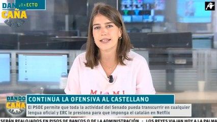 Sigue la fobia nacionalista al español: Cataluña impone el catalán en la universidad, el Senado triplica el gasto por traductores y cuotas en Netflix