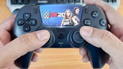 PS5 DualSense : jouer directement sur la manette de Sony, une fonctionnalité bientôt possible ?