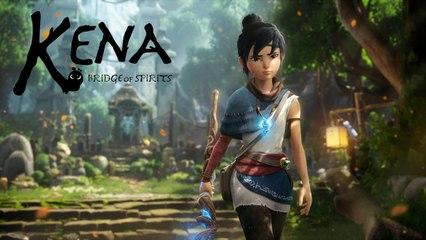 Test de Kena Bridge of Spirits sur PC, PS4 et PS5
