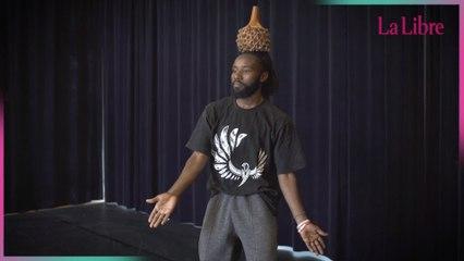 """Le danseur hip-hop Faraja Batumike présentera """"La Cage"""" au Detours Festival"""
