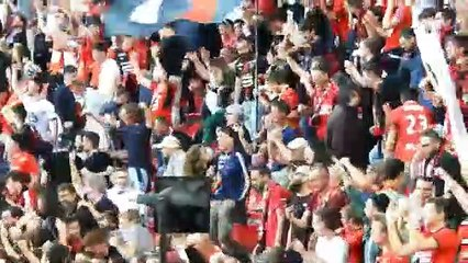 22/09/21 : SRFC-CF63 :  ambiance but Martin Terrier (36')
