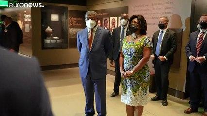Angola e EUA ligados pela história
