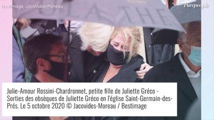 """Juliette Gréco ruinée à sa mort, sa petite-fille raconte : """"Elle ne touchait rien"""""""