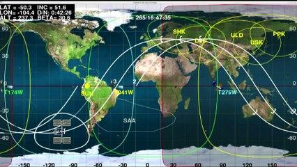 Allo l'ISS ? Ici Radio France