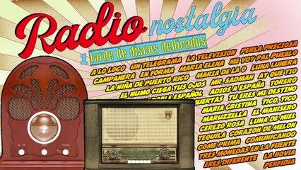 Varios - Radio Nostalgia - Tarde de discos dedicados