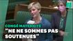 Une députée anglaise amène son bébé au Parlement pour demander un meilleur congé maternité