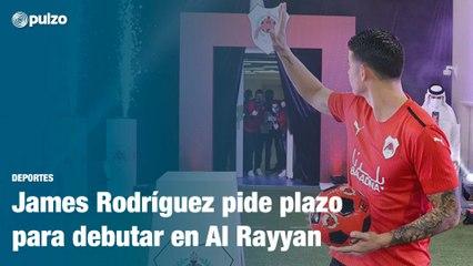 James Rodríguez llegó a Qatar pidiendo tiempo   Pulzo