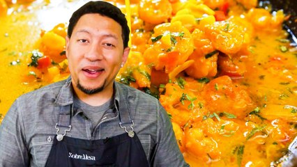 Nelson German's Shrimp Criolla Is One Of The Most Versatile Dinners You Can Make