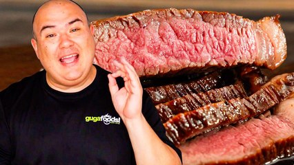 Guga Foods Knows The Best Way To Make Picanha Steak