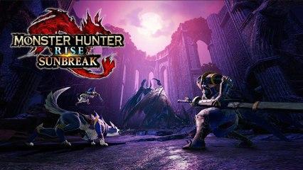 L'extension Sunbreak de Monster Hunter Rise annoncée pour l'été 2022 sur PC et Switch