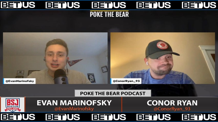 Bruins Training Camp Preview 2021-22   Poke the Bear