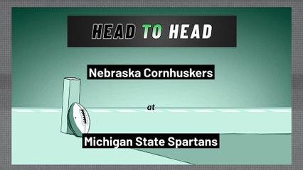 Michigan State Spartans - Nebraska Cornhuskers - Over/Under