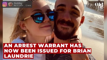 An arrest warrant has been issued for Brian Laundrie following the death of Gabby Petito