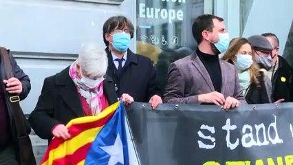 Carles Puigdemont detido na Sardenha