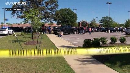 قتيل و12 جريحا في إطلاق نار في متجر أمريكي