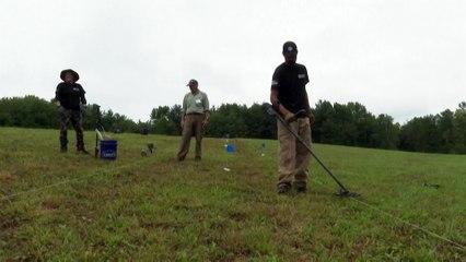 ΗΠΑ: Θεραπευτική ανασκαφή στο πεδίο μάχης της Σαρατόγκα