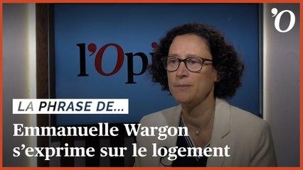 Emmanuelle Wargon: «Nous allons encore financer 800 000 dossiers MaPrimeRenov' en 2022»