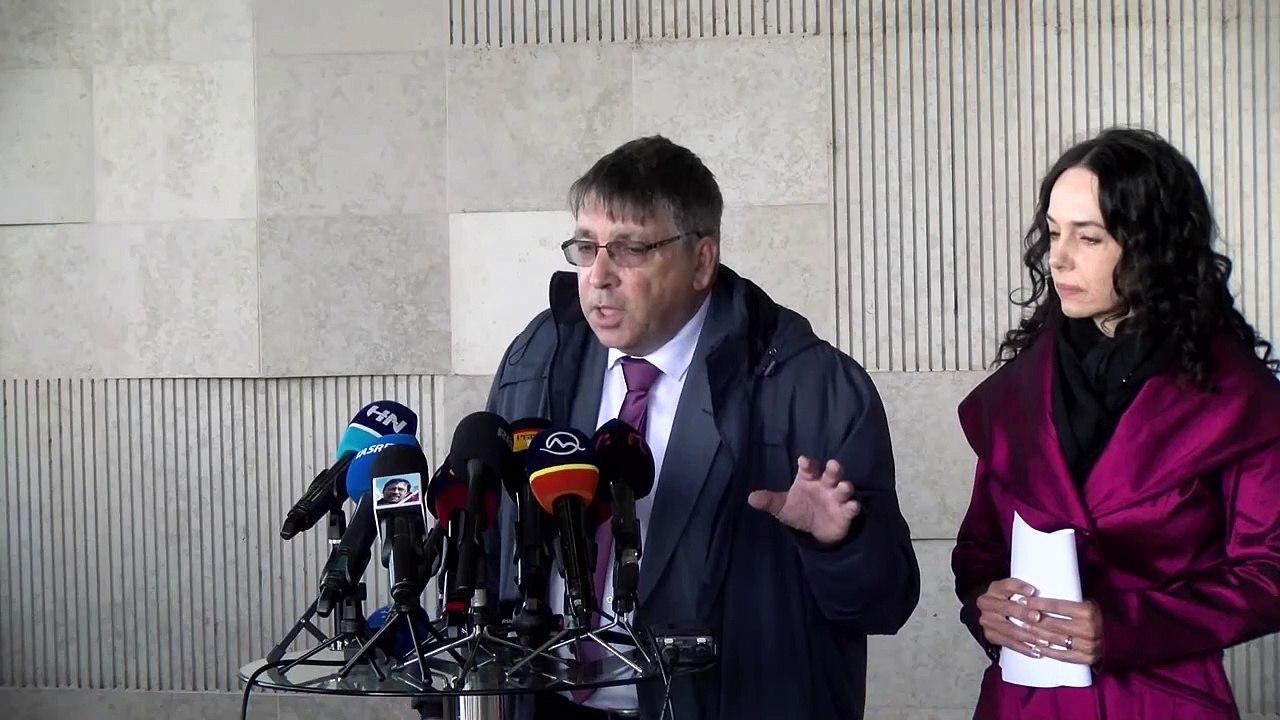 ZÁZNAM: Svedok v kauze Chovanec chce byť na rekonštrukcii prípadu
