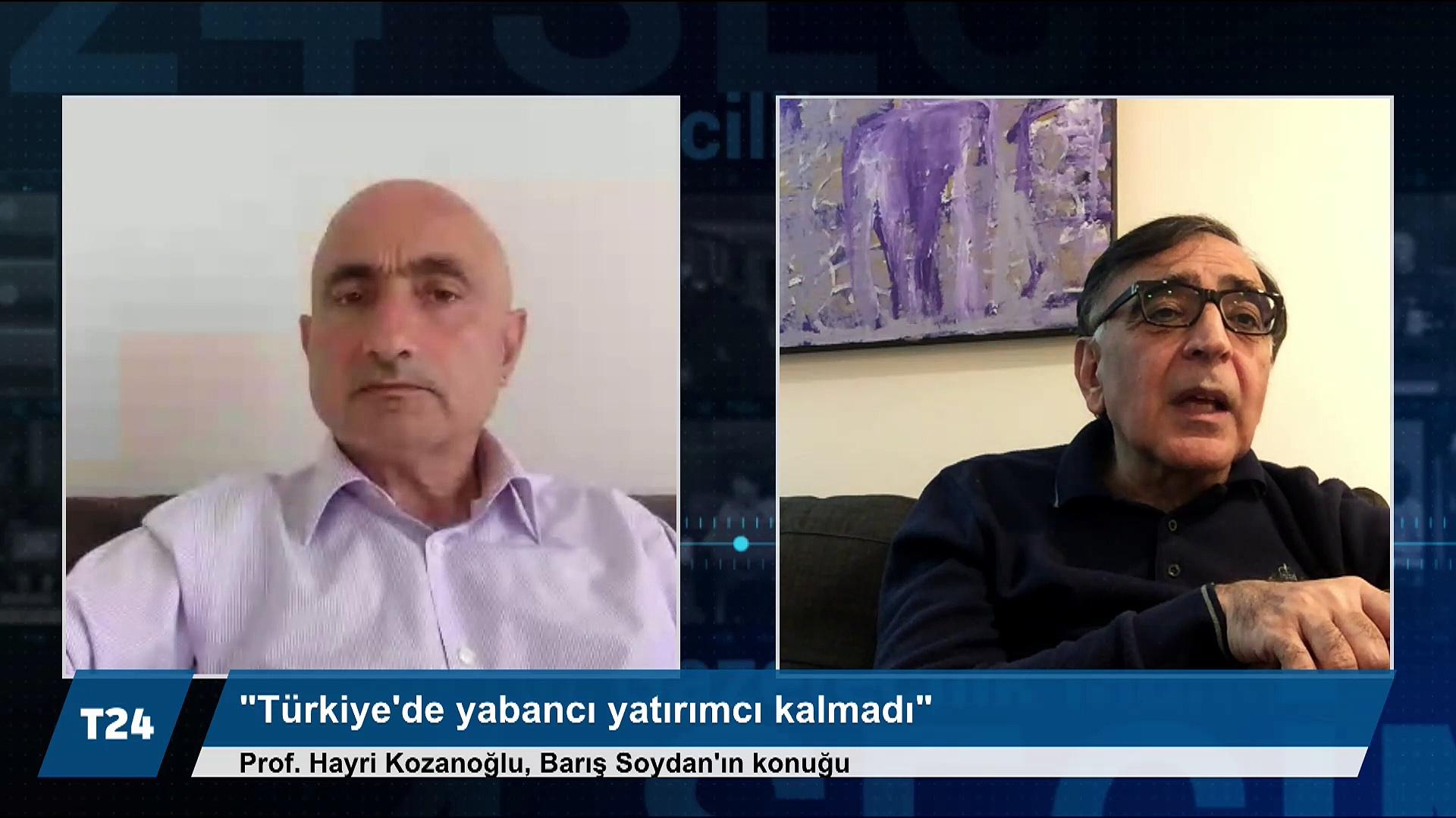 Prof. Hayri Kozanoğlu: İktidara yakın Anadolu şirketleri dövizdeki artıştan çok etkilenmiyor