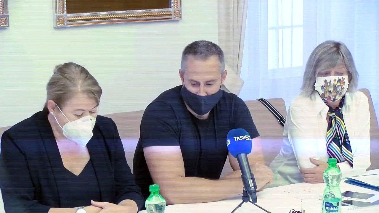 ZÁZNAM: TK pri príležitosti vyhlásenia výsledkov SLOVAK PRESS PHOTO