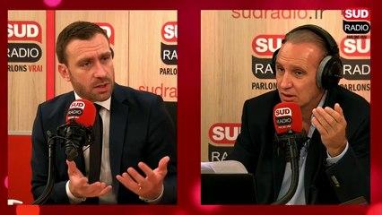 """Julien Dive : """"Xavier Bertrand va demander le soutien de sa famille politique"""""""